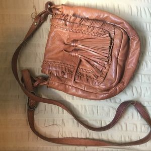 Handbags - fossil brown bag
